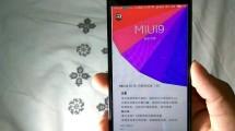 MIUI 9 versi Beta