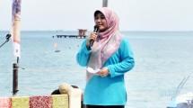 Pandeglang Regent, Banten Province Irna Narulita