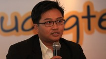 CEO & Co-founder UangTeman Aidil Zulkifli