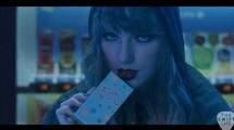Taylor Swift in End Game video clip (Photo: Twitter / @ simplySfans)