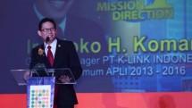 Chairman of the Direct Sales Association of Indonesia (APLI) Djoko Hartanto Komara