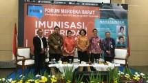 """Forum Merdeka Barat 9 (FMB9) """"Imunisasi, Difteri, dan Gerakan Antivaksin"""
