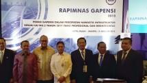 Secretary General of Gapensi, Andi Rukman (Foto Dina)