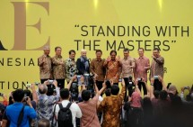 Indonesia Art Exhibitions in Jababeka Cikarang (dok INDUSTRY.co.id)