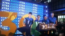 Peluncuran Produk Terbaru Xtra Kuota XL Axiata. (Foto/Dina Astria)