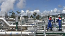 Ilustrasi Energi Geothermal (ANTARA/Puspa Perwitasari)
