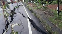 Earthquake in Banten (IST)