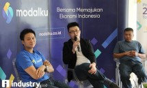 Modalku Press Conference (Herlambang / INDUSTRY.co.id)