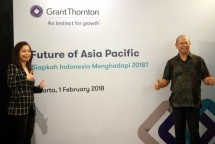 Grant Thornton's latest report entitled Asia Pacific: trading and thriving that released in early February 2018 said, business optimism in Indonesia is the highest in the world that reaches 100 percent.