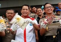 Kepala BNN Komjen Pol Budi Waseso (Foto Dok Industry.co.id)