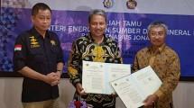Penandatanganan Adendum Nota Kesepahaman antara ITS dan Kementerian ESDM