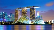 Marina Bay Sands, Singapura (Foto: www.visitsingapore.com)