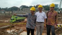 Synthesis Residence Kemang cooperates with PT Pakubumi Semesta in foundation work