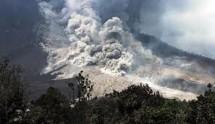 Gunung Sinabung Kabupaten Karo Sumut (Foto Ist)