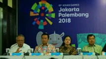 Coordination meeting on the preparation of the Asian Games XVIII