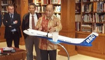 DR. Ilham Habibie Explains About The Development Plan of Making R80 Aircraft initiated by PT Regio Aviasi Industri (RAI)