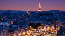 Kota Paris, Prancis (Foto:en.parisinfo.com)