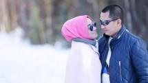 Andika Surachman dan Anniesa Desvitasari Hasibuan pimpinan PT First Anugerah Karya Wisata (Foto Ist)