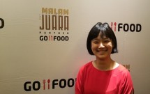 Catherine Hindra Sutjahyo as Chief Commercial Expansion of GO-JEK. (Photo: Dina Astria / Industry.co.id)