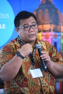 Adios Purnama, Country Manager of Alcatel-Lucent Enterprise (ALE) Indonesia