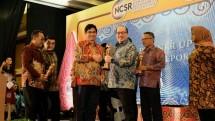 WIKA Raih Dua Penghargaan Bergengsi Dalam Bidang Corporate Social Responsibility (Foto:Humas)
