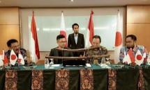 A-Wing Group Jepang dan PT Bintang Angkasa Berjaya Teken Kerja Sama Investasi Energi Terbarukan (Foto Dok Industry.co.id)
