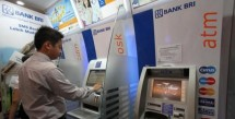 BRI ATM Network (Photo st)