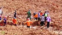 Bencana tanah longsor (Foto Dok Industry.co.id)
