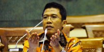 Mukhammad Misbakhun Anggota DPR RI dari Fraksi Partai Golkar