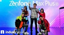 Peluncuran Asus Zenfone Max Plus M1
