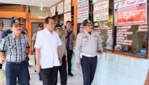 Minister of Transportation Budi Karya Sumadi Review Terminal Kalideres (Photo Humas)