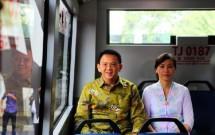 Ahok dan Veronika Tan (Foto Ist)
