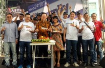 PT Intersis Sejahtera Abadi Asuka Car TV celebrates its second anniversary. In celebration which took place on Saturday (24/3/2018) it held a community car gathering