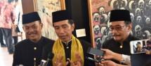 President Jokowi Attend Lebaran Betawi X