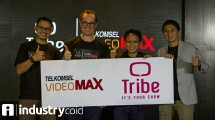 Telkomsel and Tribe Collaboration
