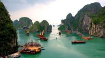 Ha Long Bay, Vietnam (Foto:anekatempatwisata)