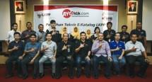 PT Airmas Perkuat Jaringan Bisnis E-commerce (dok INDUSTRY.co.id)