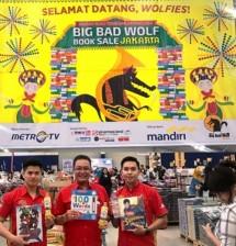 Singa Mas Indonesia Turut Meningkatkan Minat Baca (Foto Dok Industry.co.id)