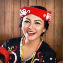 Karolin Margret Natasa, Calon Gubernur Kalimantan Barat (Doto Dok Industry.co.id)