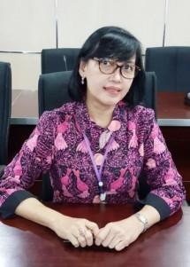 Fini Murfiani Direktur Pengolahan dan Pemasaran Hasil Peternakan Ditjen PKH, Kementerian Pertanian