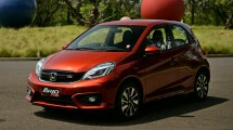 New Honda Brio RS