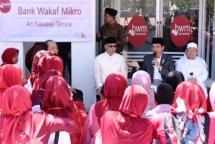 Presiden Jokowi Berharap Bank Wakaf Mikro Ada di Seluruh Pesantren (Foto Dok Industry.co.id)