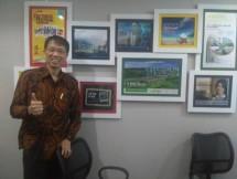 Director of PT Sentramitra Daya Utama, Tjandra Widjaja