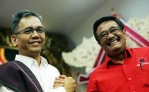 Djarot Saiful Hidayat dan Sihar Sitorus (Foto Dok Industry.co.id)