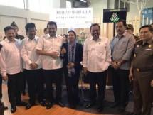 Menteri BUMN Rini Soemarno bersama Menteri PANRB Asman Abnur dan Jaksa Agung Prasetyo (Foto Dok Industry.co.id)