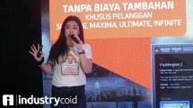 First Media Chief Marketing Officer, Liryawati