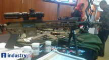Exhibition of national private defense industry products (Hariyanto / INDUSTRY.co.id)