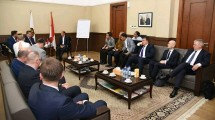 Arcandra received the visit of the Polish Delegation