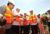 Minister Rini Inaugurated MV Dharma Lautan Intan Djakarta Lloyd (Doc Photo Djakarta Lloyd)