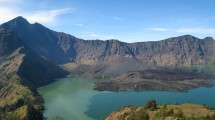 Segara Anakan on Mount Rinjani. (Photo: IST)